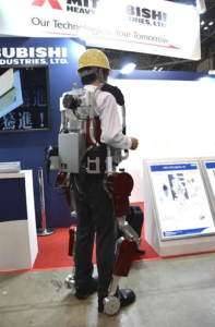 Mitsubishi Power Assist Suit
