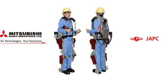 Mitsubishi Power Assist Suit 2015