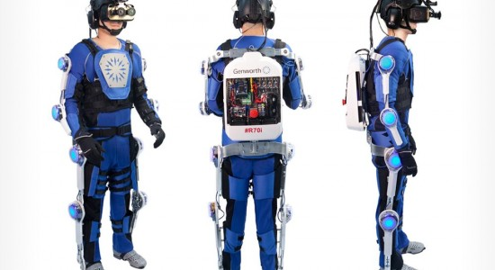 Genworth-Financial-R70i-exoskeleton-Aging-suit-at-CES-2016