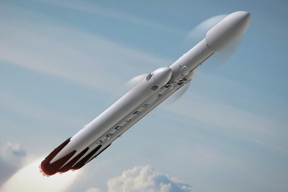 Falcon-Heavy-SpaceX