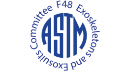 ASTM Committee F48 on Exoskeletons and Exosuits